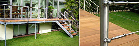 metallarbeiten balkone veranda und br stungen veranda zum wintergarten. Black Bedroom Furniture Sets. Home Design Ideas